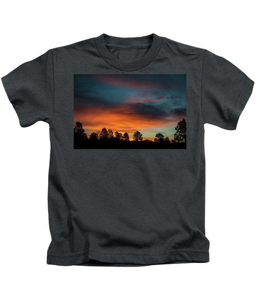 Sunrise Over The Southern San Juans Kids T-Shirt
