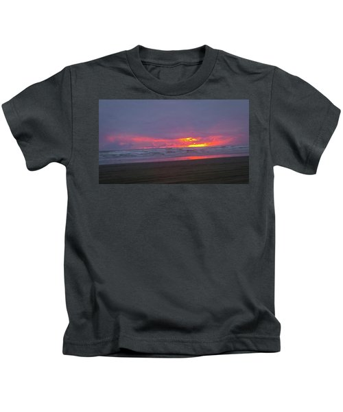 Sunset #9 Kids T-Shirt