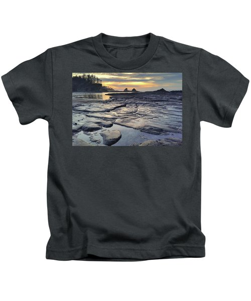 Sunset Glow Kids T-Shirt