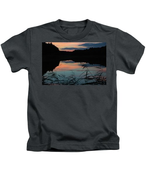 Sunset In September Kids T-Shirt