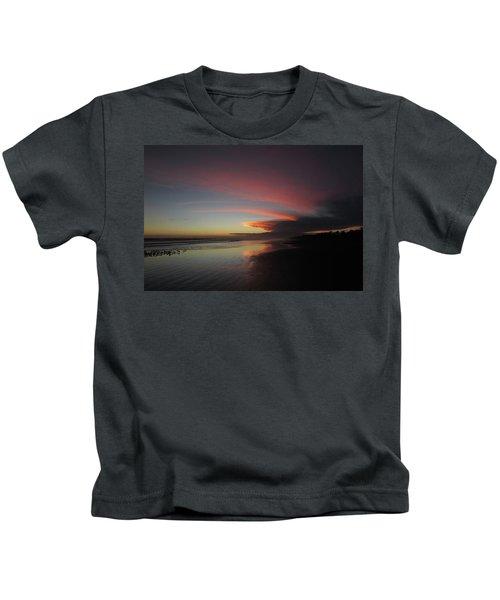 Sunset Las Lajas Kids T-Shirt