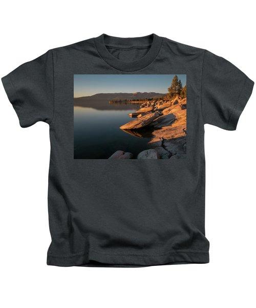 Sunset Peace Kids T-Shirt