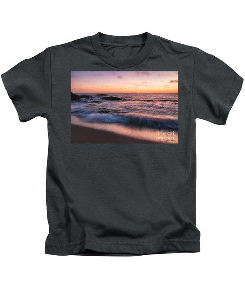 Sunset Surf Kids T-Shirt