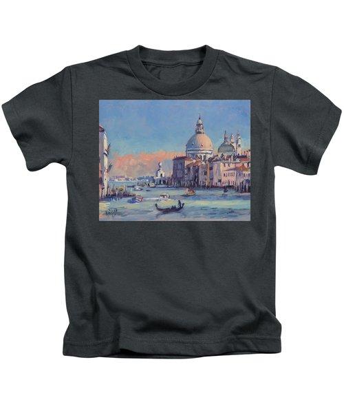 Sunset Venice Kids T-Shirt