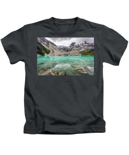 Super Natural British Columbia Kids T-Shirt