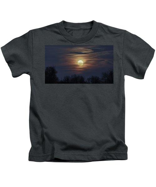 Supermoon Kids T-Shirt