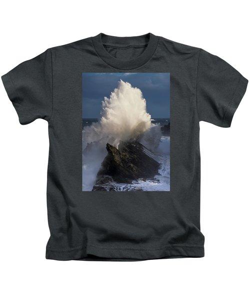 Surf Eruption Kids T-Shirt