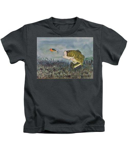 Surprise Coming Kids T-Shirt