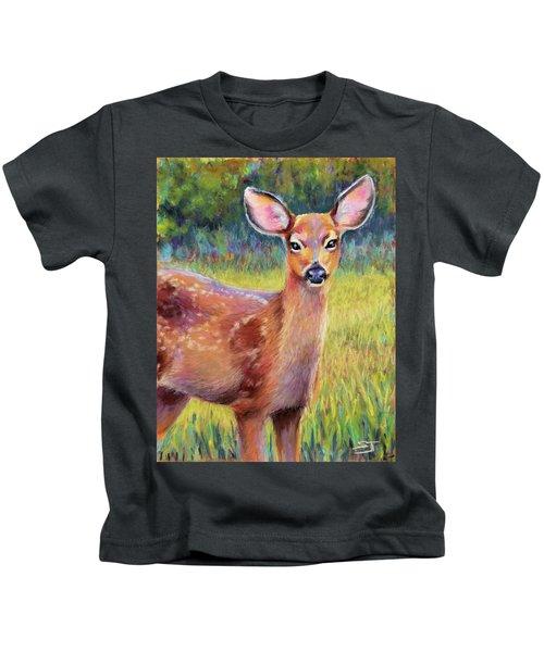 Surprise Encounter Kids T-Shirt