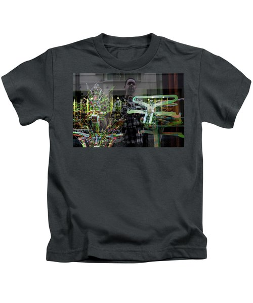 Surreal Introspection Kids T-Shirt