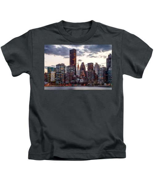 Surrounded By The City Kids T-Shirt by Az Jackson