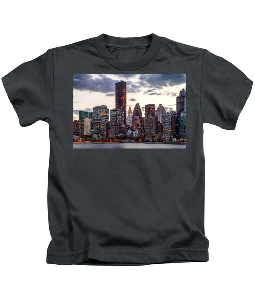 Surrounded By The City Kids T-Shirt