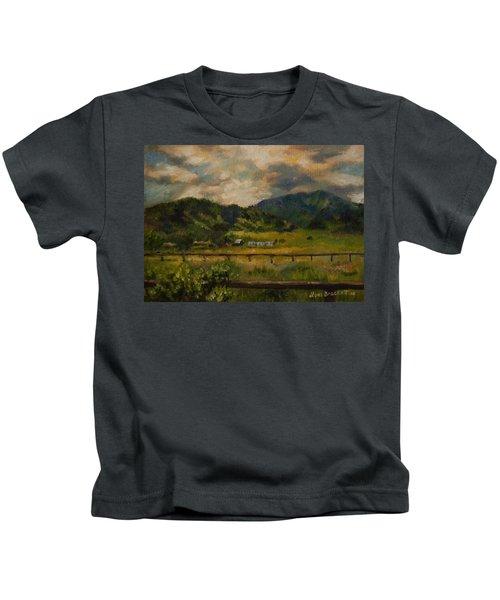 Swan Valley Hillside Kids T-Shirt