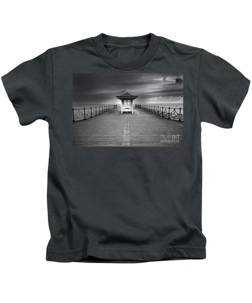 Swanage Pier Kids T-Shirt