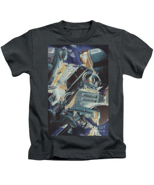 Sweet Destruction Kids T-Shirt