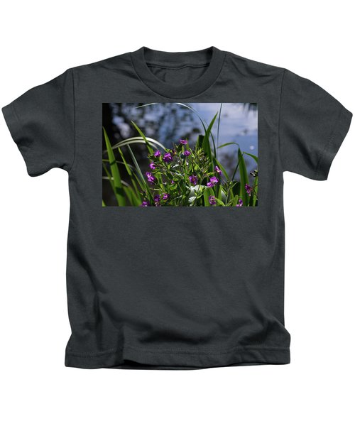 Sweet Violet Kids T-Shirt