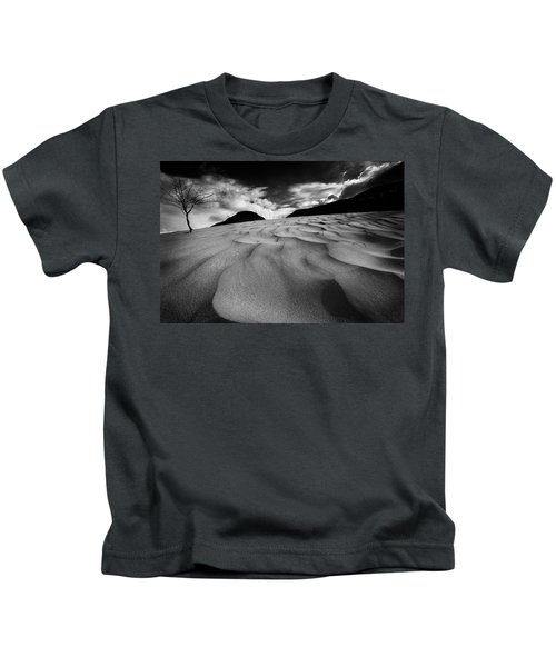 Swerves And Curves In Jasper Kids T-Shirt