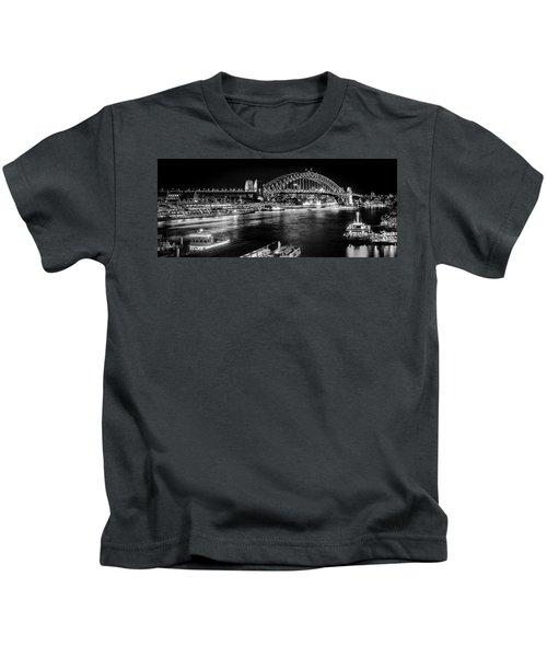 Sydney - Circular Quay Kids T-Shirt