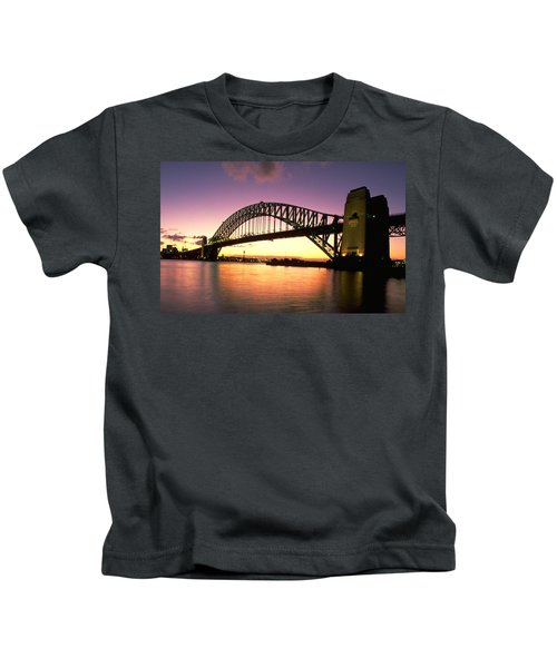 Sydney Harbour Bridge Kids T-Shirt