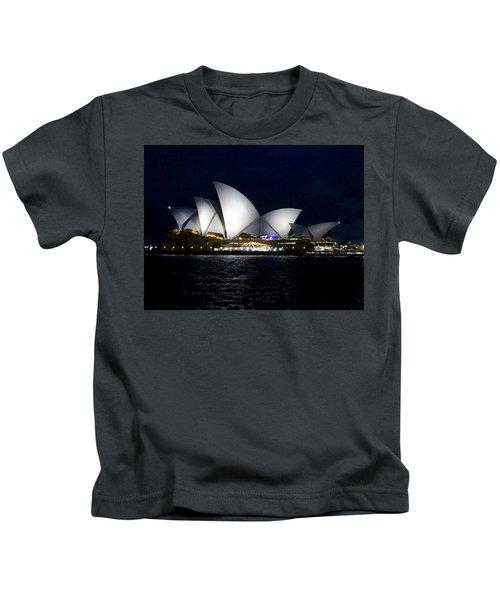 Sydney Opera House Kids T-Shirt