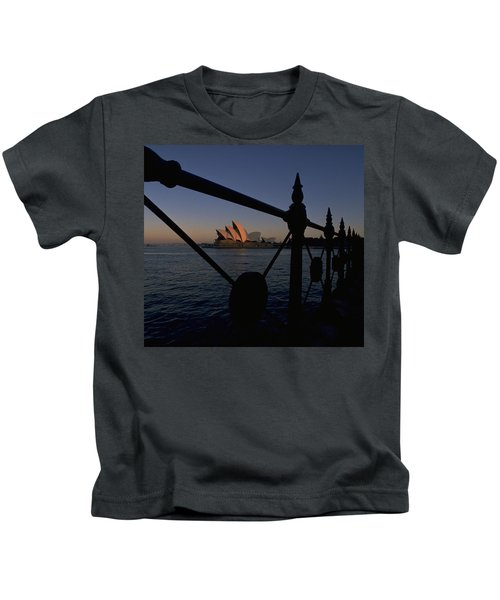 Sydney Opera House Kids T-Shirt