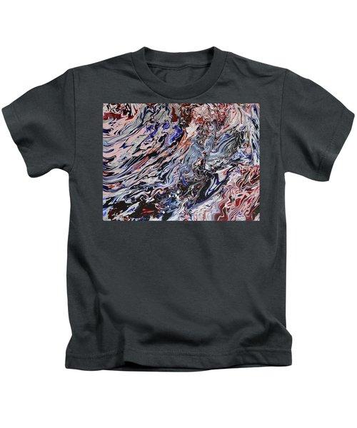 Synchronize Kids T-Shirt