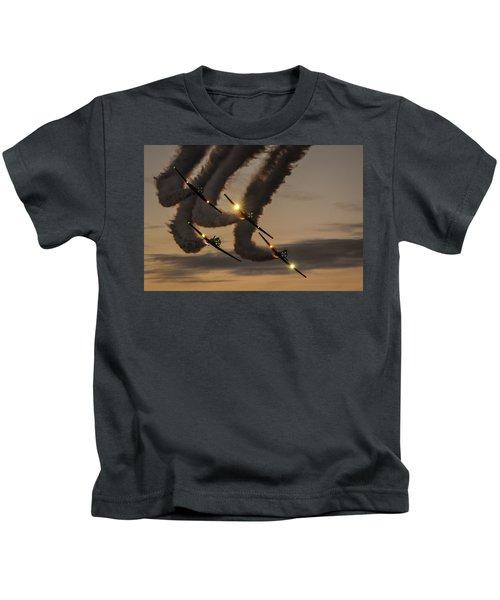 T-6 Tango Kids T-Shirt