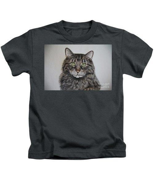 Tabby-lil' Bit Kids T-Shirt