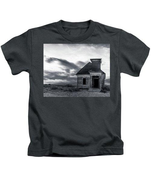 Taiban Presbyterian Church, New Mexico #3 Kids T-Shirt