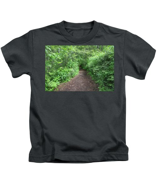 Take A Hike Kids T-Shirt