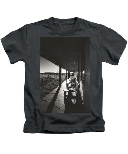 Take A Seat Kids T-Shirt