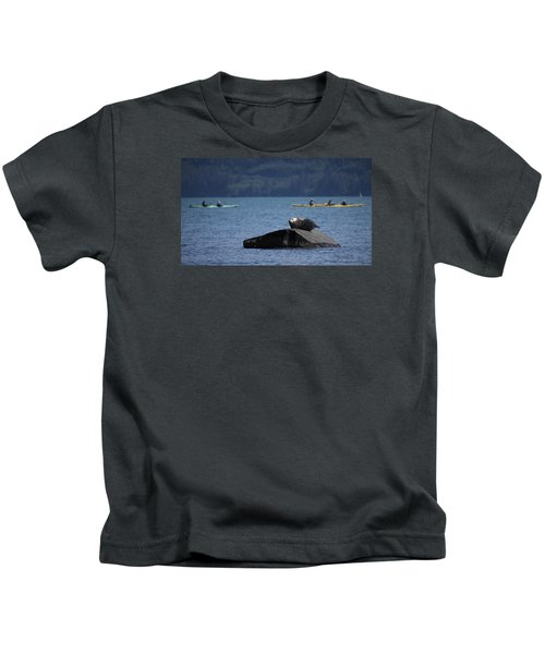 Take No Notice Kids T-Shirt