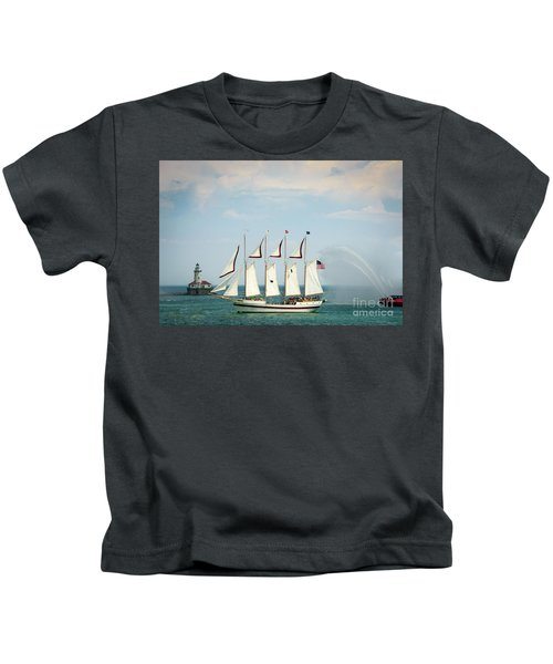 Tall Ship Kids T-Shirt