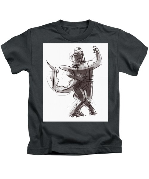 Tango #25 Kids T-Shirt