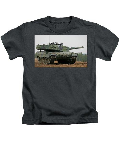 Tank Kids T-Shirt