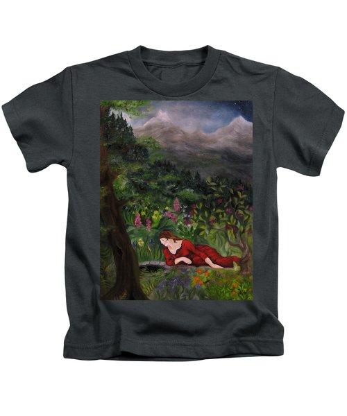 Tansel Of Loralin Kids T-Shirt