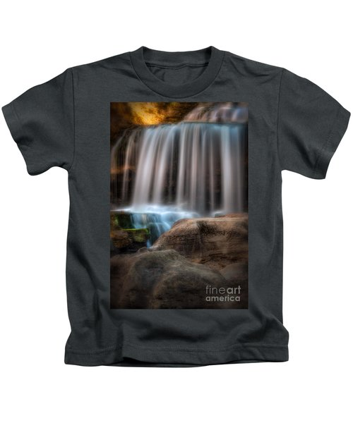 Tanyard Creek 2 Kids T-Shirt