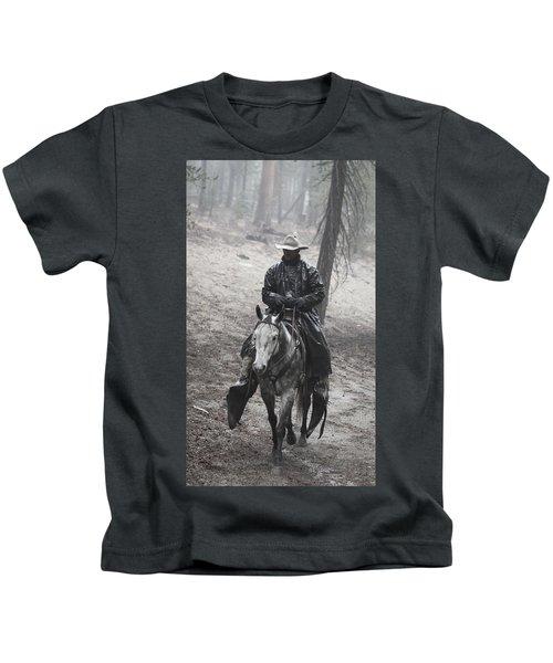 Tapadero Cowboy Kids T-Shirt