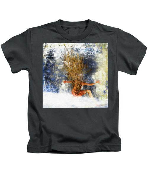 Tatoo Bird Kids T-Shirt