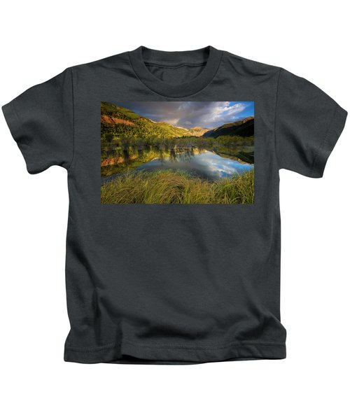 Telluride Valley Floor Kids T-Shirt