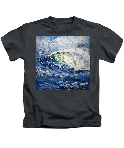 Tempest Abstract Kids T-Shirt