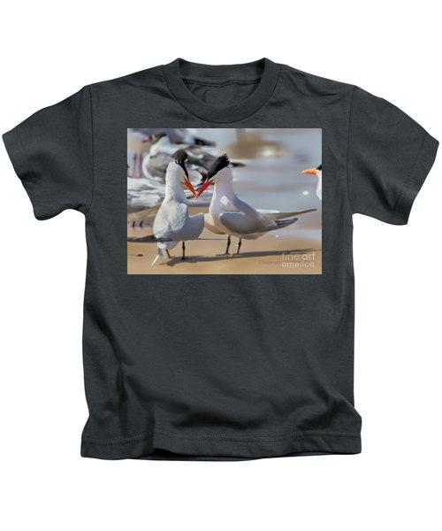 Terns Head2head Kids T-Shirt