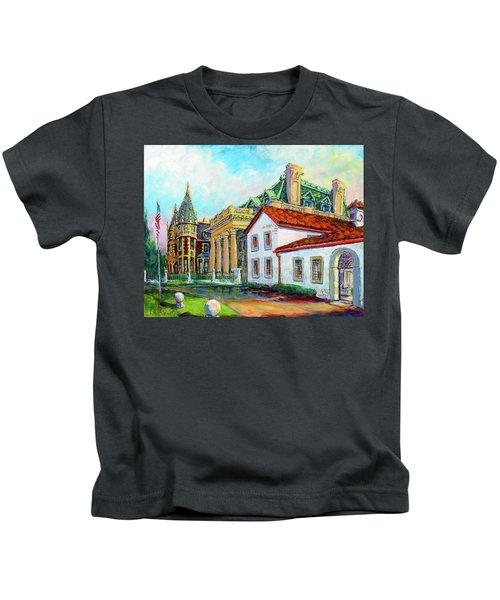 Terrace Villas Kids T-Shirt