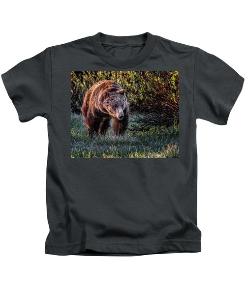 Teton Grizzly Kids T-Shirt