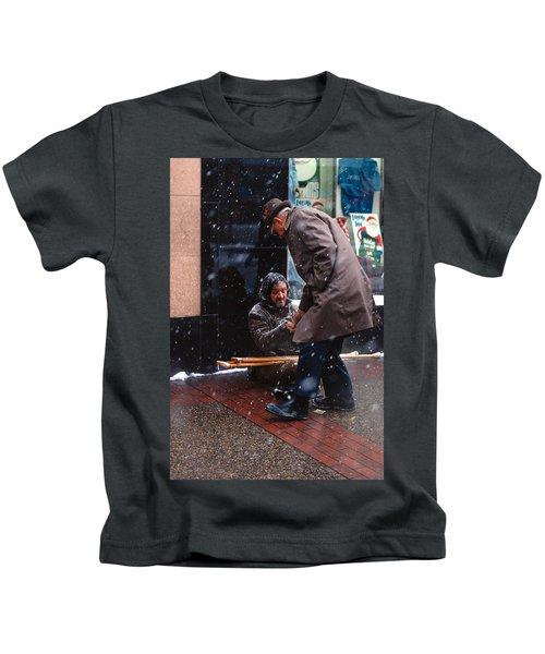 Thanks Mister Kids T-Shirt