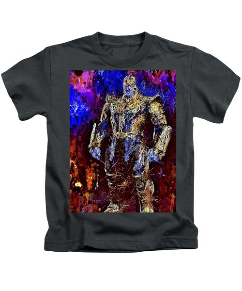 Thanos Kids T-Shirt