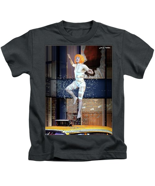 The 5th Element Kids T-Shirt
