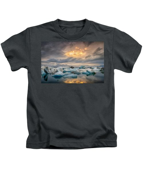The Afternoon Has Gently Passed Me By Kids T-Shirt