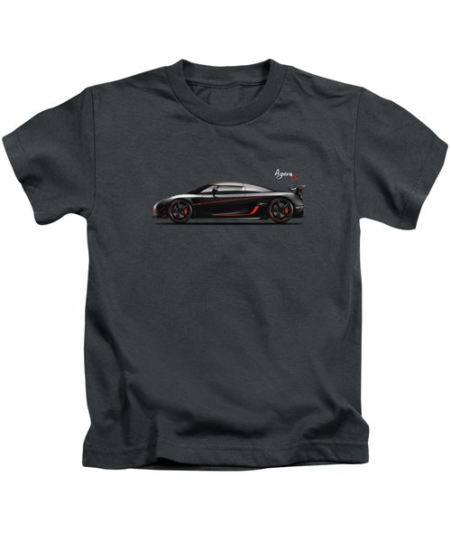 The Agera Rs Kids T-Shirt