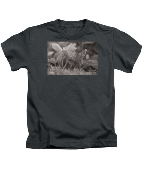 The Allotment Project - Strawberry Plant Kids T-Shirt